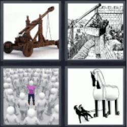 4-pics-1-word-siege