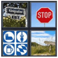 4-pics-1-word-signpost