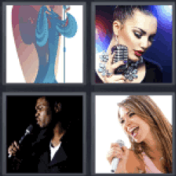 4-pics-1-word-singer
