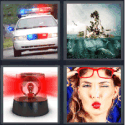 4-pics-1-word-siren