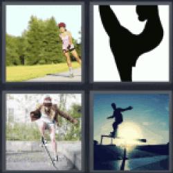 4-pics-1-word-skater