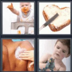 4-pics-1-word-smear