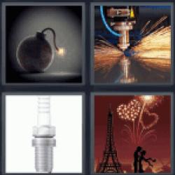 4-pics-1-word-spark
