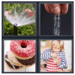 4-pics-1-word-sprinkle