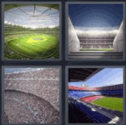 4-pics-1-word-stadium