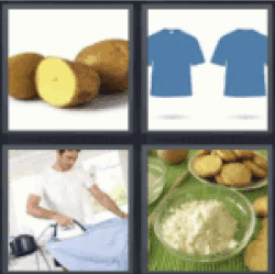 4-pics-1-word-starch