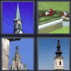 4-pics-1-word-steeple
