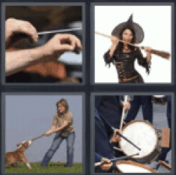 4 pics 1 word orchestra conductor