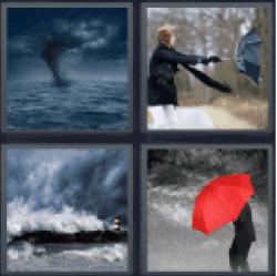4-pics-1-word-storm