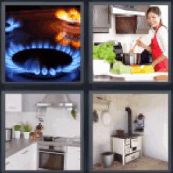 4-pics-1-word-stove