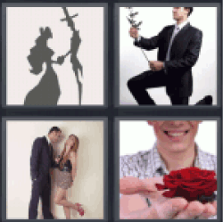 4-pics-1-word-suitor
