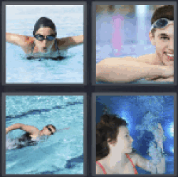 4-pics-1-word-swimmer