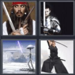 4 pics 1 word pirate