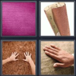 4-pics-1-word-texture