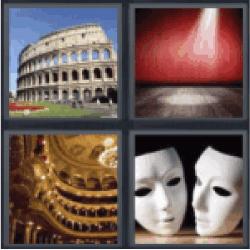 4-pics-1-word-theatre
