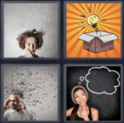 4-pics-1-word-think