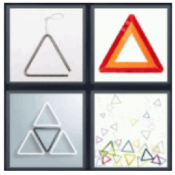4-pics-1-word-triangle