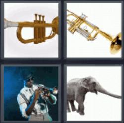 4-pics-1-word-trumpet