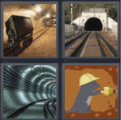 4-pics-1-word-tunnel
