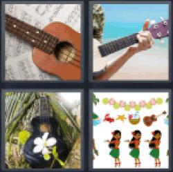 4-pics-1-word-ukulele