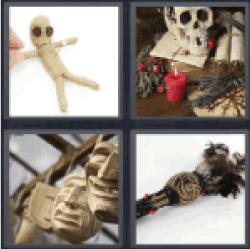 4-pics-1-word-voodoo