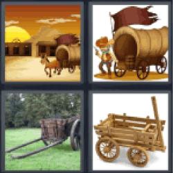 4-pics-1-word-wagon
