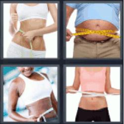 4-pics-1-word-waist