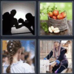 4-pics-1-word-weave