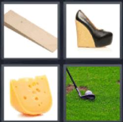 4-pics-1-word-wedge