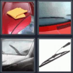 4-pics-1-word-wiper