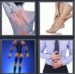 4-pics-1-word-ache