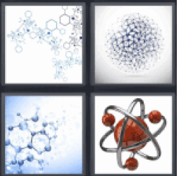 4-pics-1-word-atom