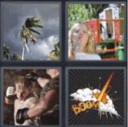 4-pics-1-word-blow