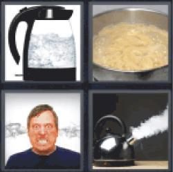 4-pics-1-word-boil