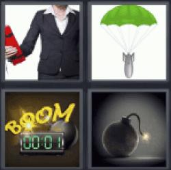4-pics-1-word-bomb