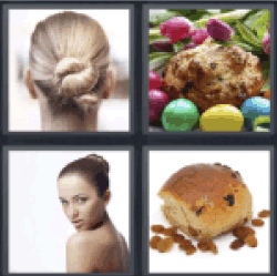 4 Pics 1 Word biscuits