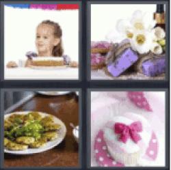4-pics-1-word-cake