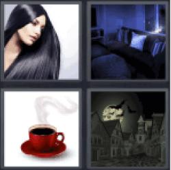 4-pics-1-word-dark