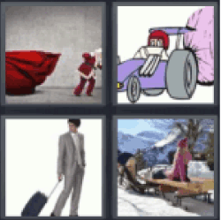 4-pics-1-word-drag