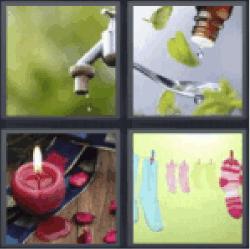 4-pics-1-word-drip