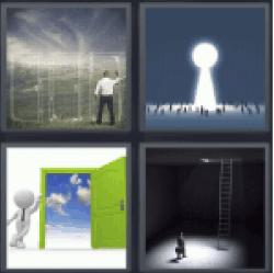 4-pics-1-word-exit