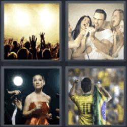 4-pics-1-word-fame