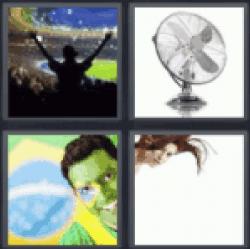 4-pics-1-word-fan