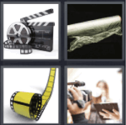 4-pics-1-word-film