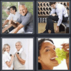 4 pics 1 word exercise