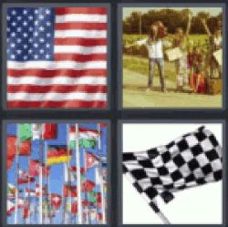 4-pics-1-word-flag