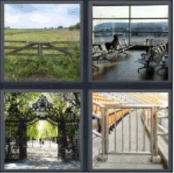 4 pics 1 word ranch