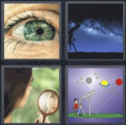 4-pics-1-word-gaze