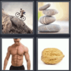 4 pics 1 word six pack