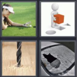 4-pics-1-word-hole